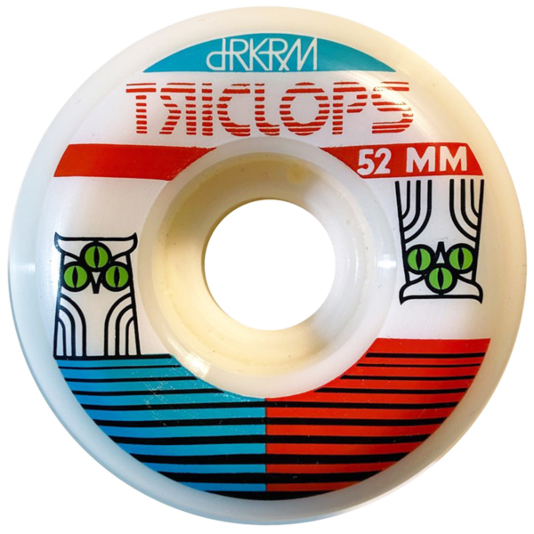 omer skateshop darkroom wheels jeu de triclops mm strix a white