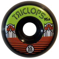 omer skateshop darkroom wheels jeu de triclops mm night rider black