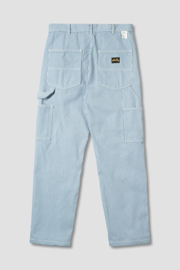 omer skateshop og painter pant washed hickory x