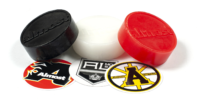 omer skateshop almost wax puck red white black